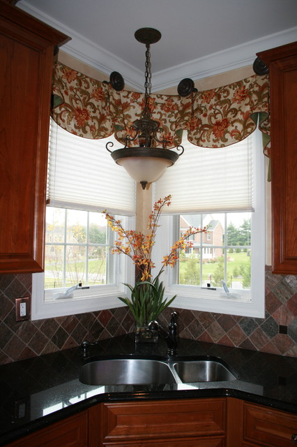 Small Kitchen With Corner Windows Kitchen Appliances Tips And Review